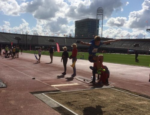 D-spelen Olympisch Stadion Amsterdam
