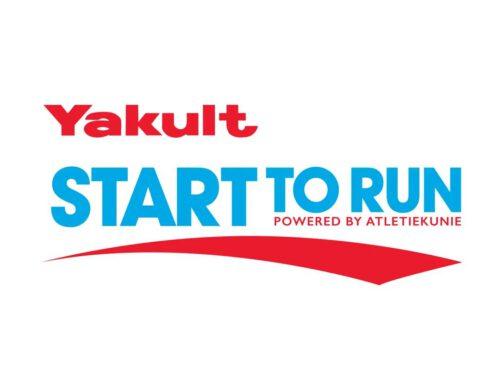 Yakult Start to Run 2021