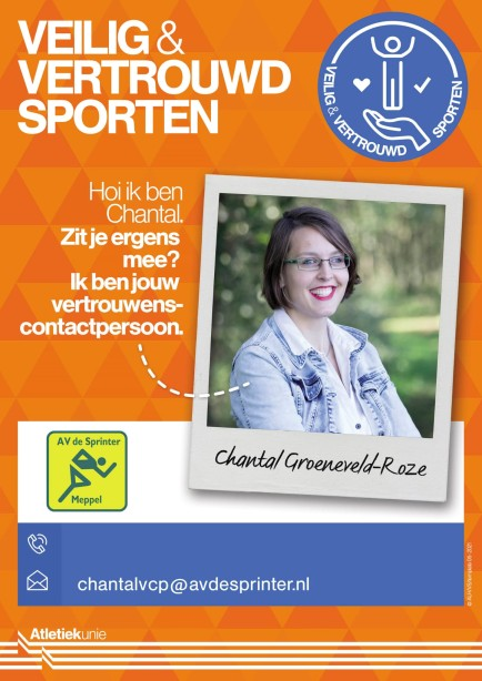 Chantal Groeneveld - Roze